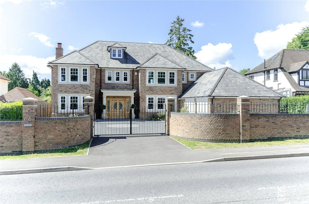 5 Bedrooms Detached House for sale in Marshalswick Lane, St. Albans, Hertfordshire