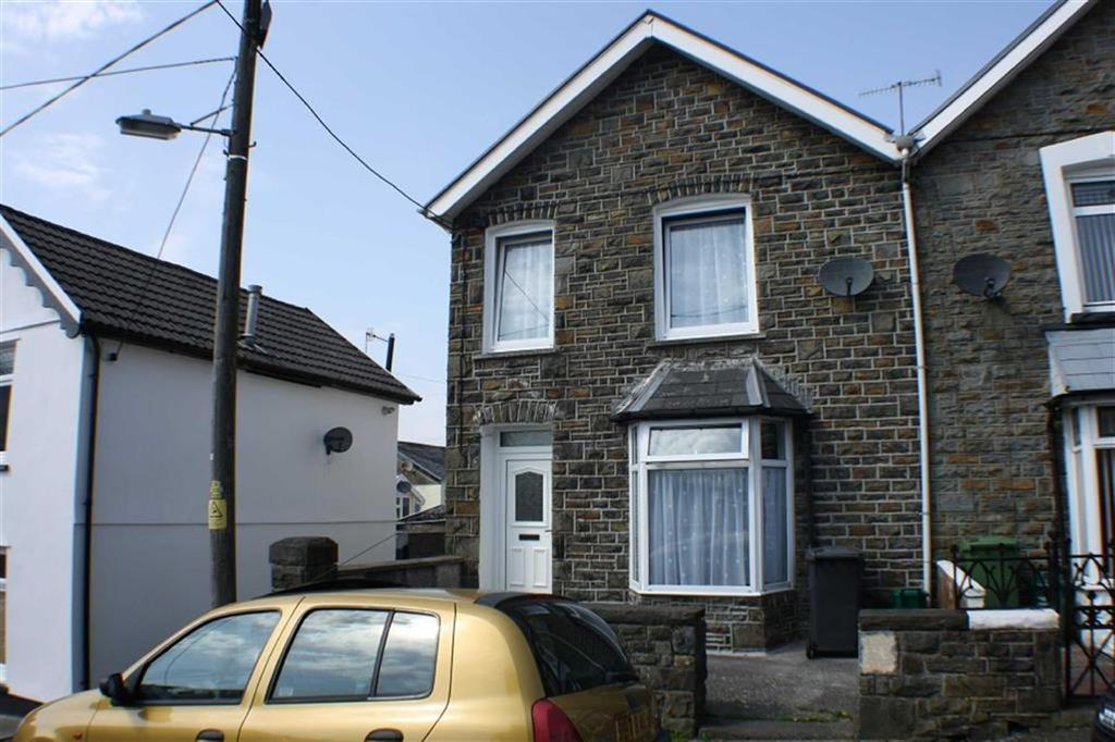 3 Bedrooms Semi Detached House for sale in Fox Street, Mountain Ash