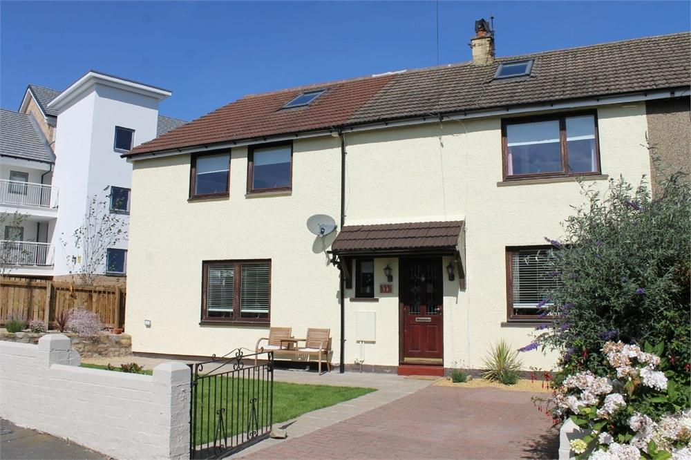 4 Bedrooms Semi Detached House for sale in 56 Westfield Road, Berwick Upon Tweed