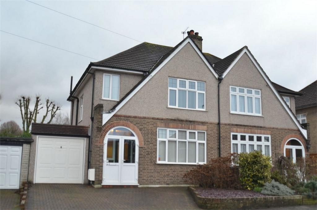 3 Bedrooms Semi Detached House for sale in Shirley Way, Shirley, Croydon, Surrey