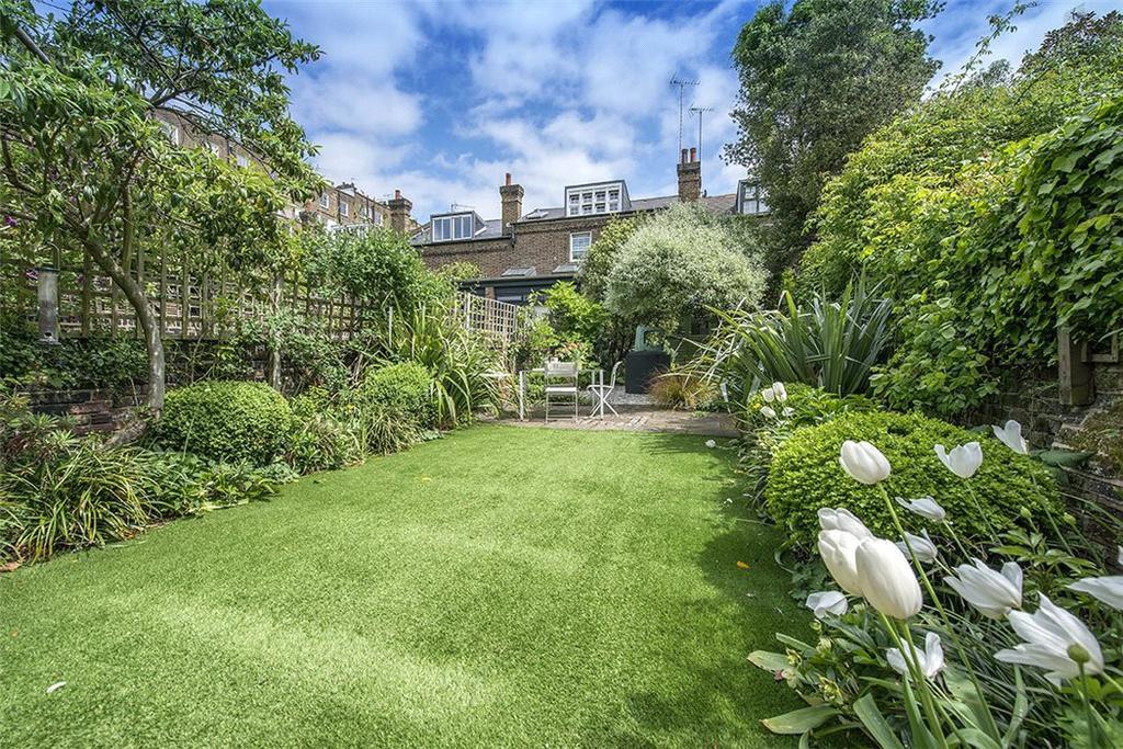 4 Bedrooms Terraced House for sale in Ladbroke Grove, Notting Hill, London, W11