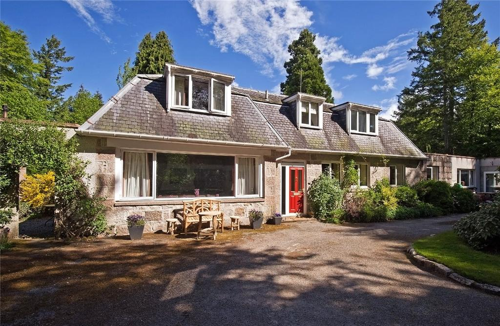 4 Bedrooms Detached House for sale in Darwood, Aboyne, Aberdeenshire