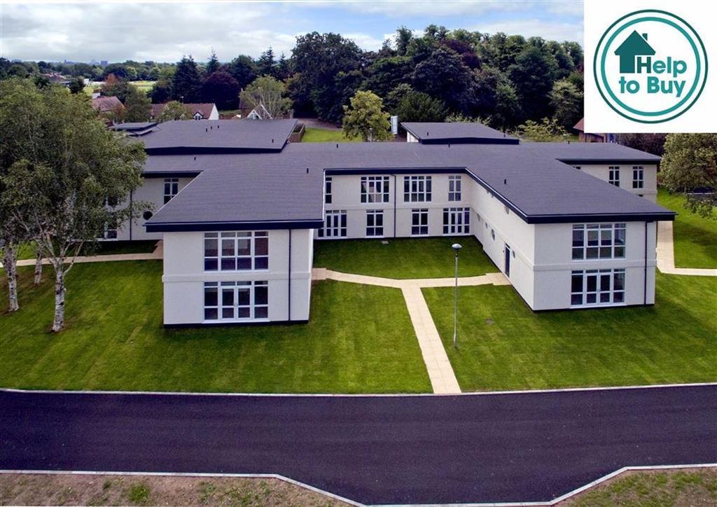 2 Bedrooms Apartment Flat for sale in 16 Danescourt Manor, Danescourt Road, Tettenhall, Wolverhampton, West Midlands, WV6