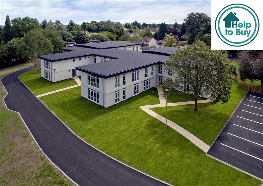 2 Bedrooms Apartment Flat for sale in 12 Danescourt Manor, Danescourt Road, Tettenhall, Wolverhampton, West Midlands, WV6