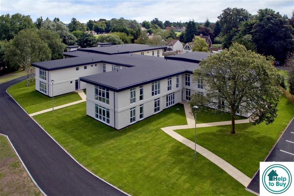 2 Bedrooms Apartment Flat for sale in 23 Danescourt Manor, Danescourt Road, Tettenhall, Wolverhampton, West Midlands, WV6