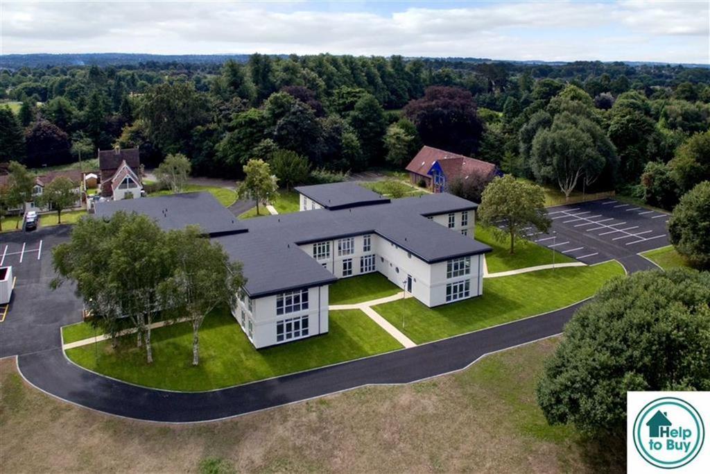 2 Bedrooms Apartment Flat for sale in 2 Danescourt Manor, Danescourt Road, Tettenhall, Wolverhampton, West Midlands, WV6