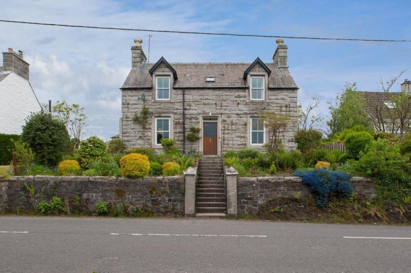 5 Bedrooms Detached House for sale in Wellwood, High Street, New Galloway, Castle Douglas, DG7