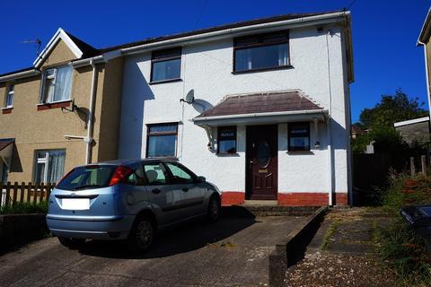 2 bedroom semi-detached house to rent - Tanydarren Cilmaengwyn, Pontardawe, Swansea.