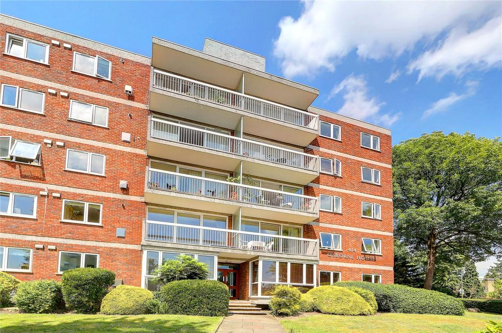 2 Bedrooms Flat for sale in Osborne House, 414 Wimbledon Park Road, SW19