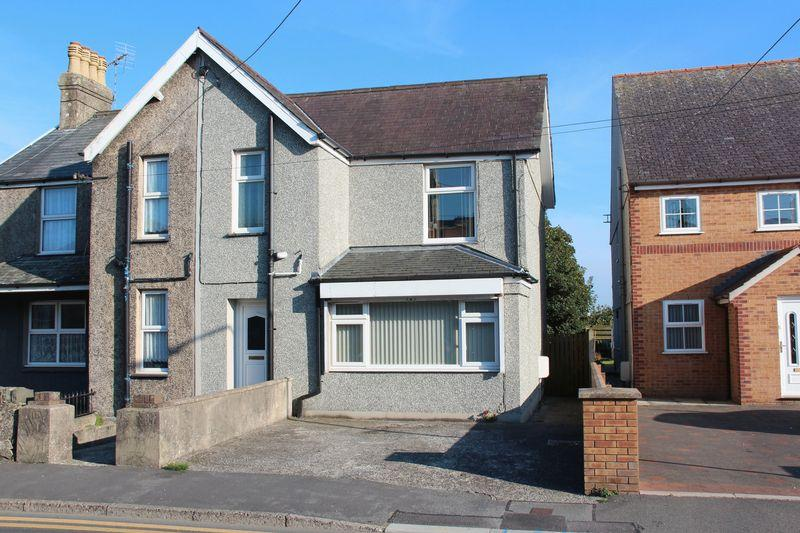 3 Bedrooms Semi Detached House for sale in Station Road, Valley