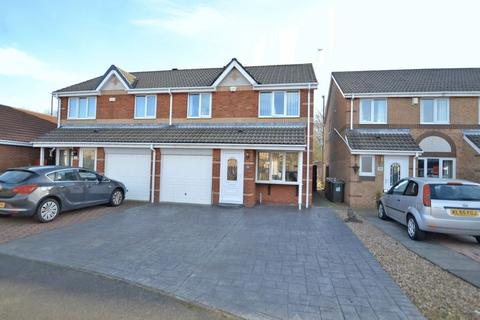 3 bedroom semi-detached house for sale - Locksley Close, North Shields