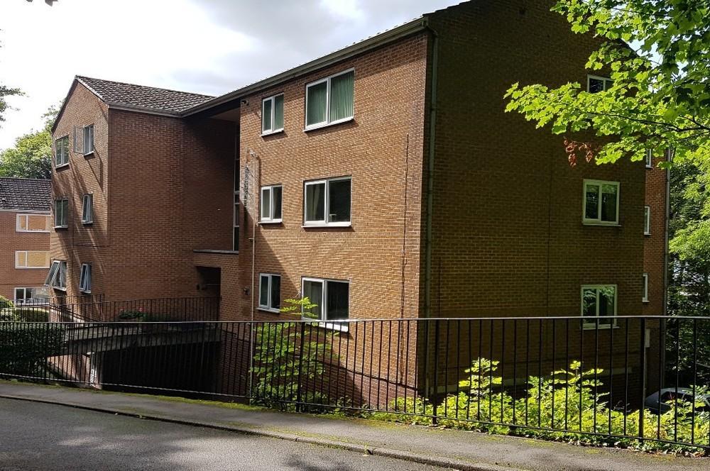 1 Bedroom Apartment Flat for rent in Hallam Court, Twentywell Lane, Sheffield, S17