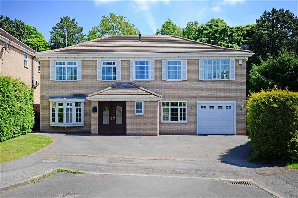 6 Bedrooms Detached House for sale in 3, Harewood Way, Whirlowdale, Sheffield, S11
