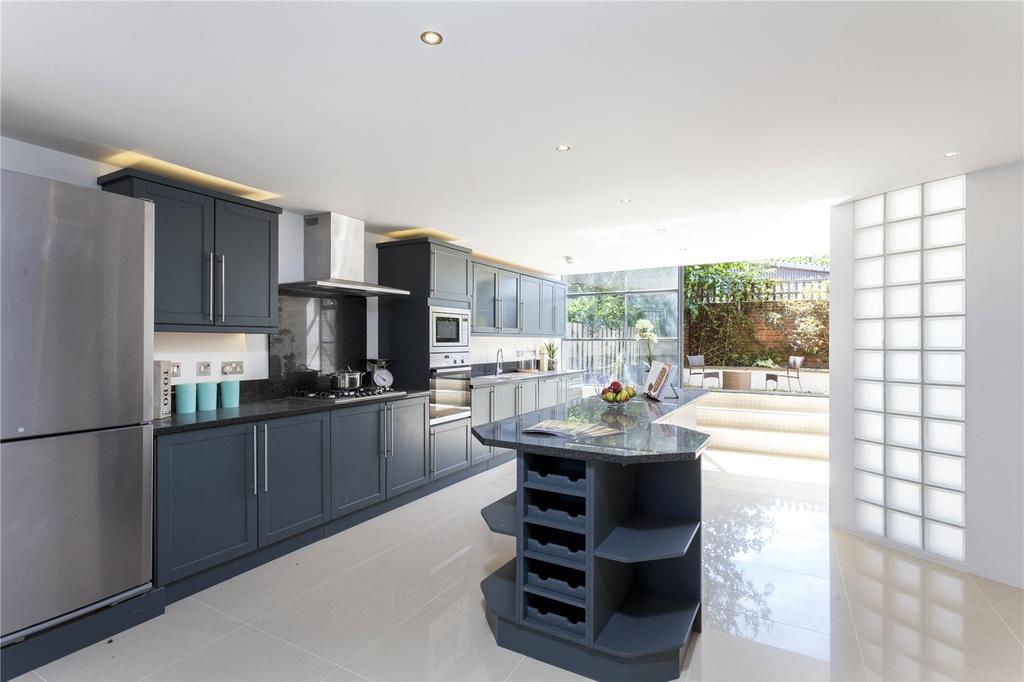 4 Bedrooms Flat for sale in Chiswick Green Studios, 1 Evershed Walk, Chiswick, London, W4