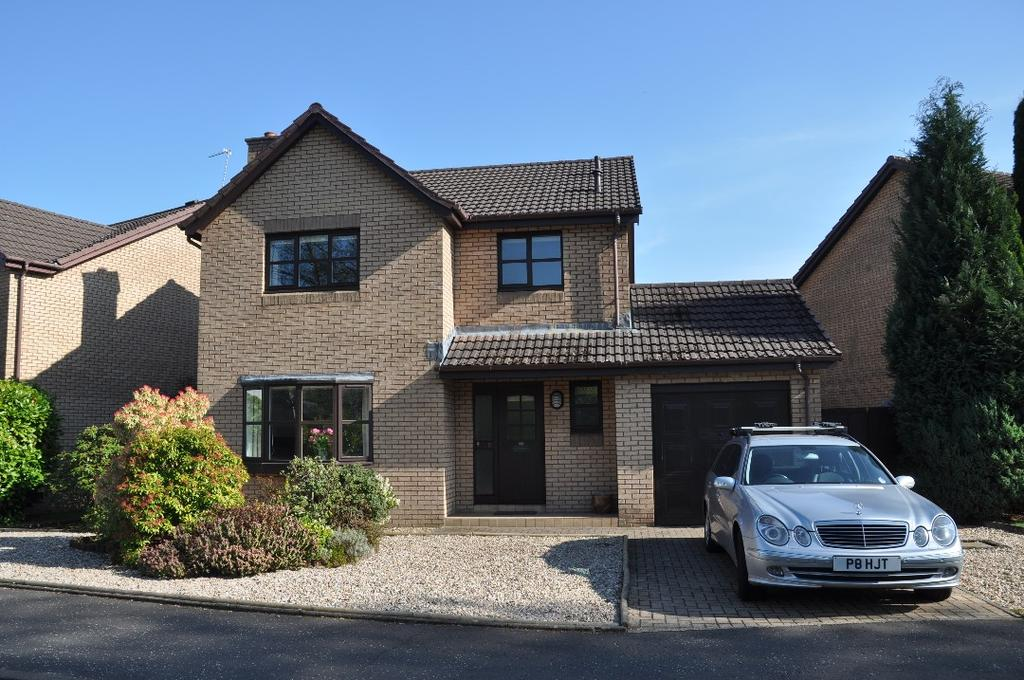 3 Bedrooms Detached House for rent in Springkell Gardens, Pollokshields, Glasgow, Glasgow, G41 4BP