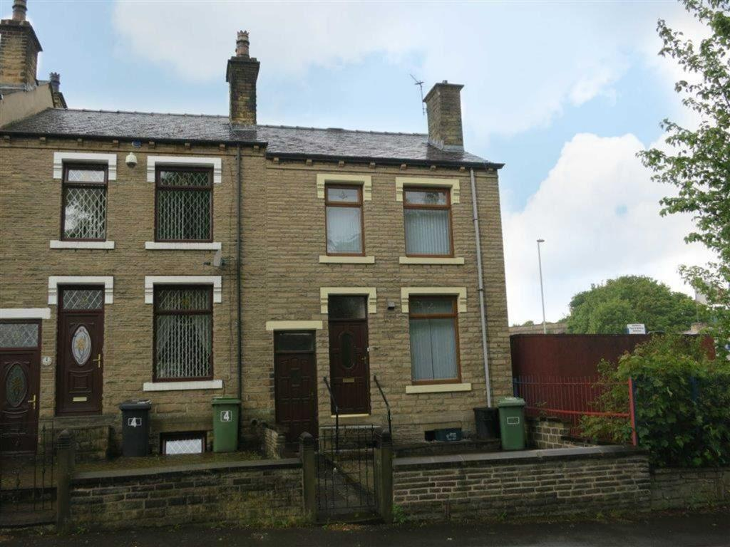 3 Bedrooms End Of Terrace House for sale in Springdale Avenue, Thornton Lodge, HUDDERSFIELD, HD1