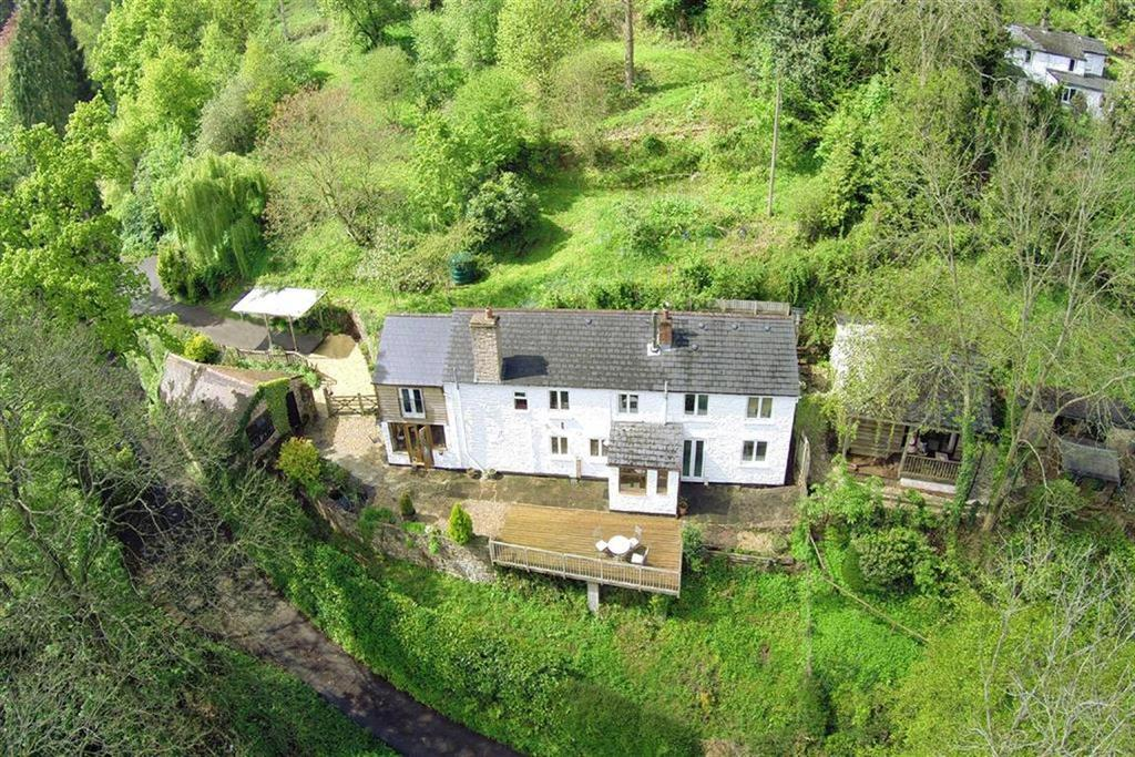 4 Bedrooms Unique Property for sale in Meekswell Lane, Symonds Yat West, Herefordshire