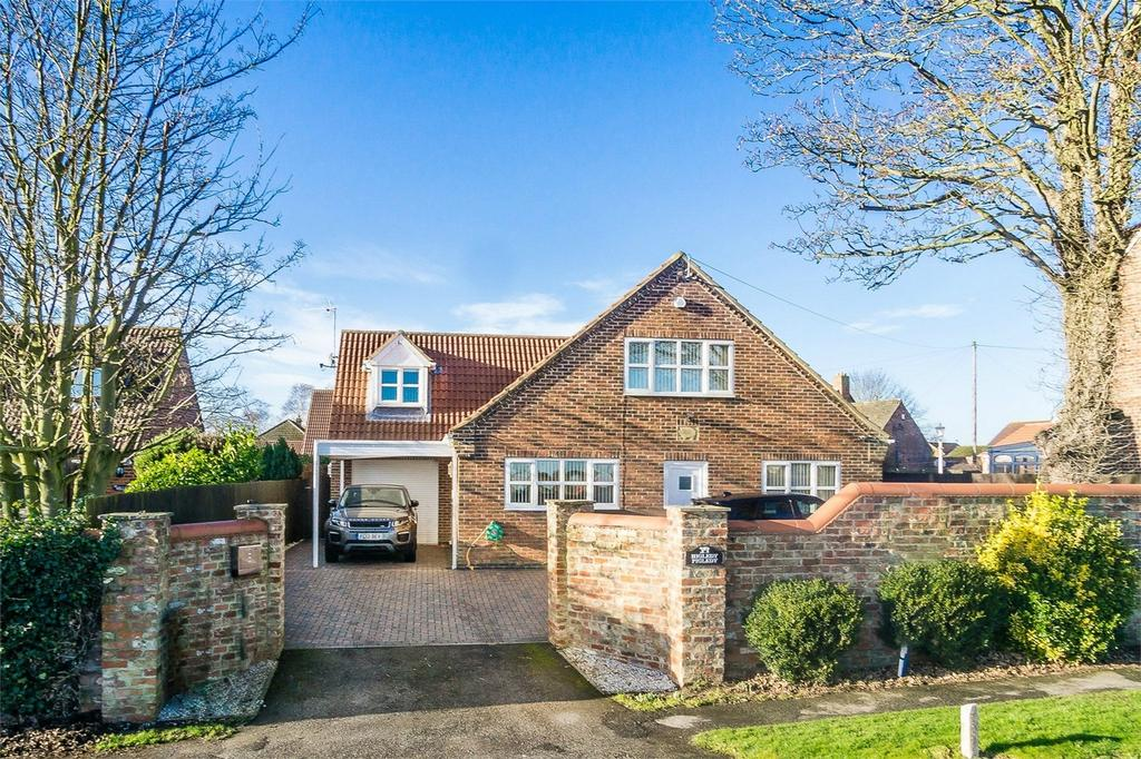 4 Bedrooms Detached House for sale in Main Street, Roos, East Riding of Yorkshire