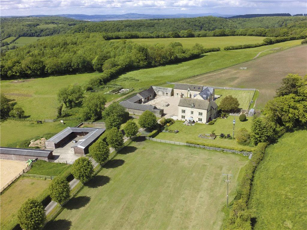 5 Bedrooms Detached House for sale in Bowcott, Wotton-Under-Edge, Gloucestershire