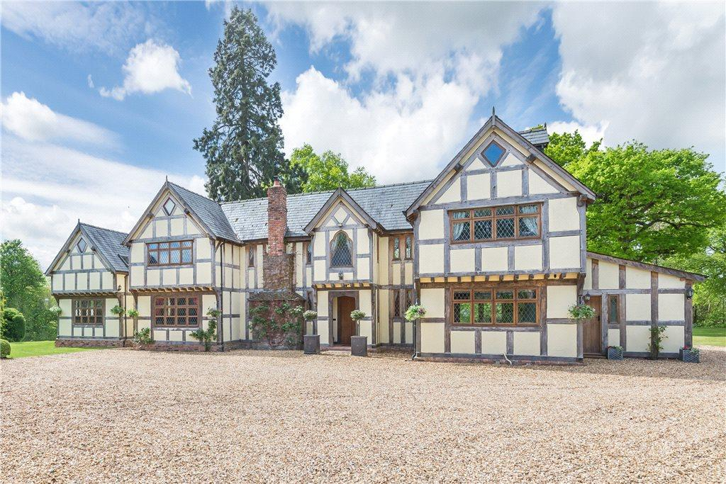 6 Bedrooms Detached House for sale in Caynham Woods, Caynham, Ludlow, Shropshire, SY8