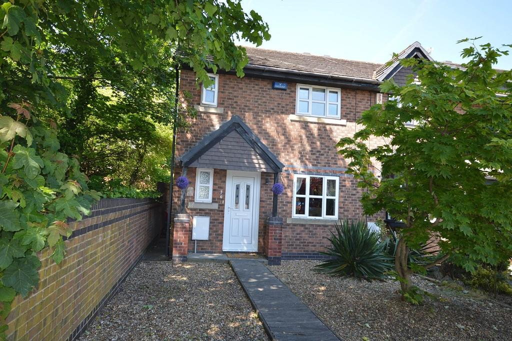 3 Bedrooms Semi Detached House for sale in Warrington Road, Lymm