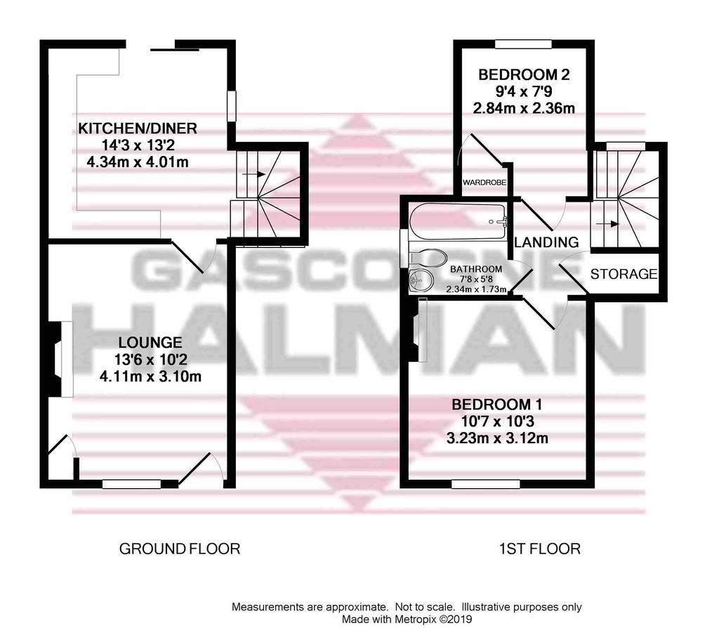 Floorplan: 1
