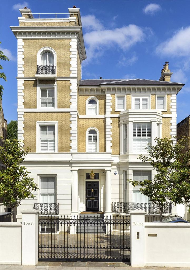 5 Bedrooms Detached House for sale in Carlton Hill, St John's Wood, London, NW8
