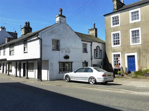 Desalentar lengua Ministerio  The Old Bakery The Square, Burton-in-Kendal Cumbria, LA6 4 bed end of  terrace house - £245,000