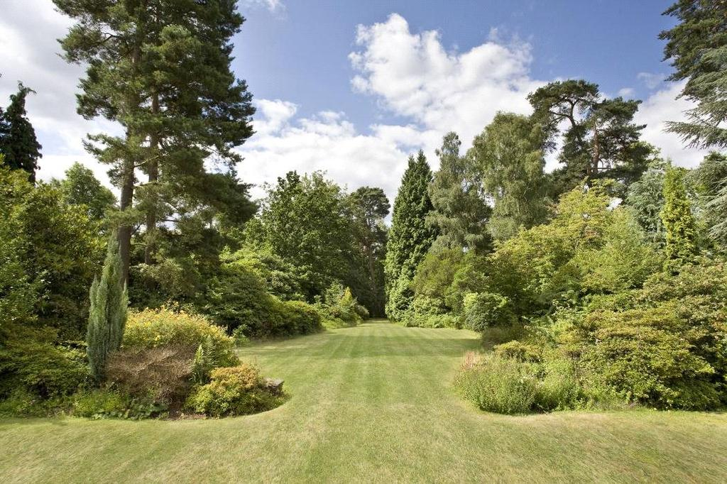 6 Bedrooms Plot Commercial for sale in Waverley Drive, Wentworth, Virginia Water, Surrey, GU25