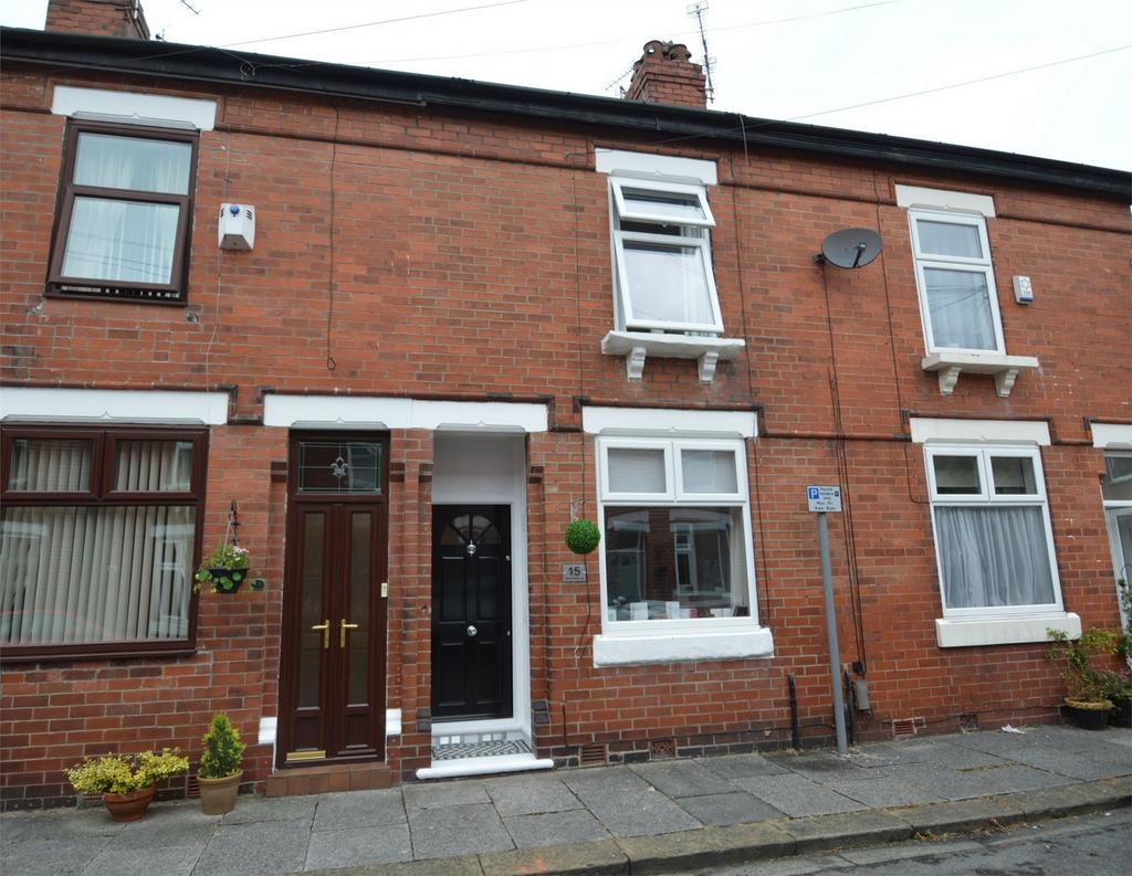 2 Bedrooms Terraced House for sale in Birch Avenue, SALE, Cheshire