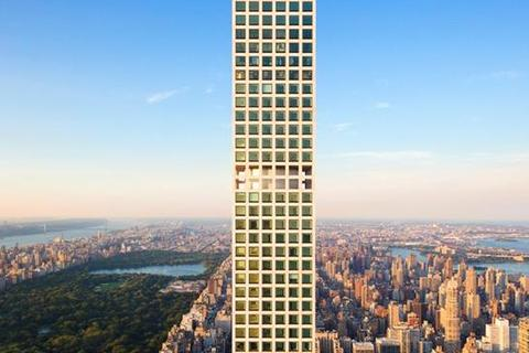 5 bedroom penthouse  - 432 Park Avenue, Midtown, Manhattan