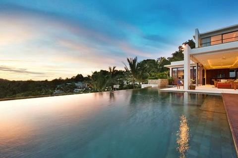 8 bedroom townhouse  - 3 To 8 Br Exclusive Villa For Sale, Samui, Suratthani