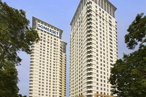 8 bedroom apartment  - Somerset Berlian Apartment