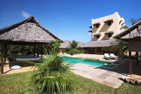 4 bedroom house  - Lamu Island, Kizingoni Beach, Pepo House