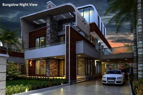 5 bedroom block of apartments  - Carnoustie-Noida World One, Sec 90, Noida