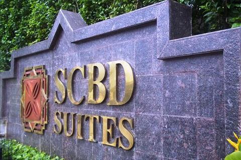 3 bedroom apartment  - SCBD Jakarta Sealatan Jakarta
