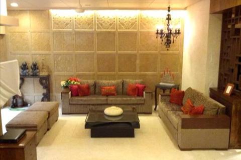 5 bedroom bungalow  - Juhu Tara Road, Mumbai