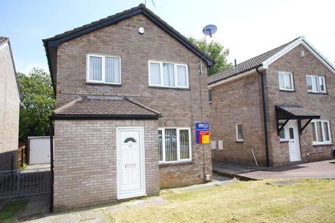 4 bedroom detached house for sale - Jasper Close, Danescourt