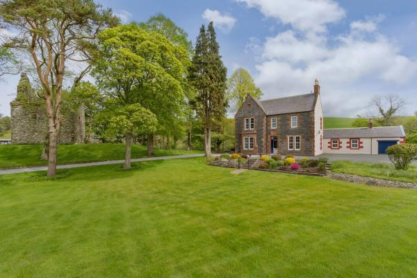 4 Bedrooms Detached House for sale in Pinwherry House, Pinwherry, By Girvan, South Ayrshire, KA26