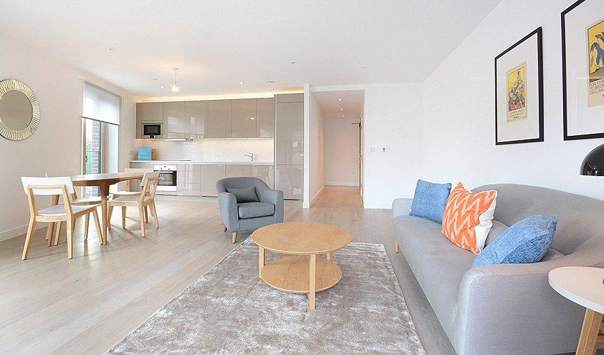 2 Bedrooms House for rent in Rodney Road, Trafalgar Place, London, SE17