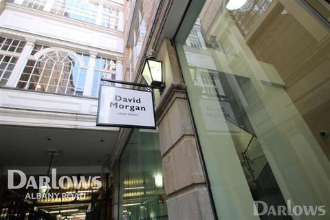 1 bedroom flat to rent - David Morgan Apartments, City Centre