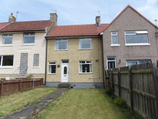 3 Bedrooms Terraced House for sale in INSULA COTTAGES, BISHOP MIDDLEHAM, SEDGEFIELD DISTRICT