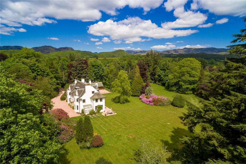 6 Bedrooms Detached House for sale in Auchenross, The Ross, Comrie, Perthshire, PH6