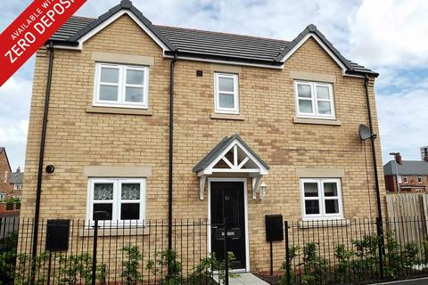 3 bedroom detached house to rent - Wyedale Way, Walkerville