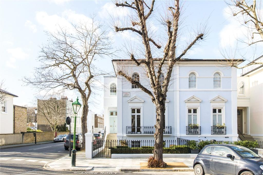 5 Bedrooms End Of Terrace House for rent in Addison Avenue, London, W11