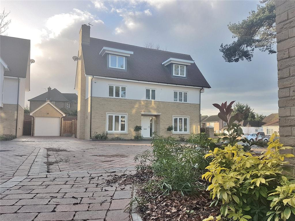 5 Bedrooms Detached House for sale in (Plot 5) Chignal Road, Chelmsford, Essex