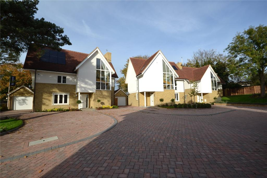 5 Bedrooms Detached House for sale in (Plot 1) Chignal Road, Chelmsford, Essex