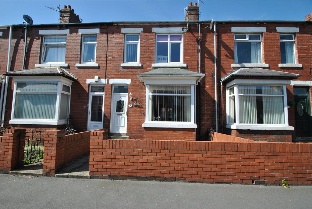 3 Bedrooms Terraced House for sale in James Street, Seaham, Co. Durham, SR7