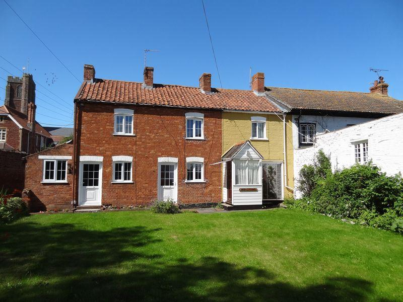 1 Bedroom Terraced House for rent in Brook Street, Cannington, Bridgwater