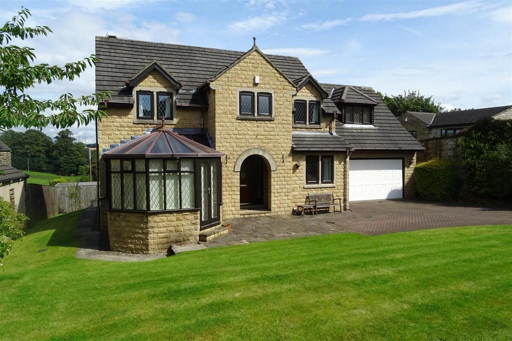 5 Bedrooms Detached House for sale in Knowles Lane, Gomersal, BD19 4LE